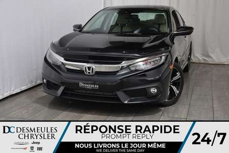 2016 Honda Civic Sedan Touring * Toit Ouvr. * NAV * Cam. Rec. * Mode ECON for Sale  - DC-A1037  - Blainville Chrysler