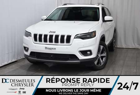 2019 Jeep Cherokee Limited for Sale  - DC-90120  - Blainville Chrysler
