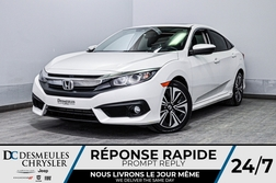 2016 Honda Civic Sedan EX-T + bancs chauff + a/c + toit ouv + bluetooth  - DC-D1784  - Blainville Chrysler
