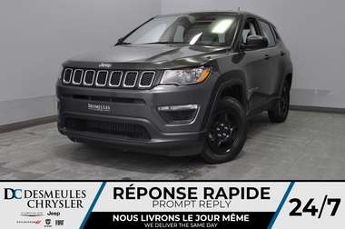 2019 Jeep Compass Spor
