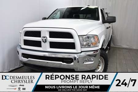 2015 Ram 2500 SLT * Crew Cab * Heavy Duty for Sale  - DC-A0975  - Desmeules Chrysler