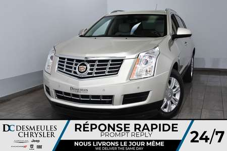 2014 Cadillac SRX Luxury Collection * AWD * Cam Rec * for Sale  - DC-A1376  - Desmeules Chrysler