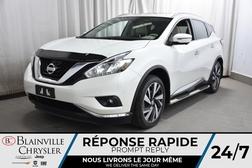 2016 Nissan Murano PLATINIUM * CUIR * TOIT * GPS * SIEGES CHAUFFANTS  - BC-P1612  - Blainville Chrysler