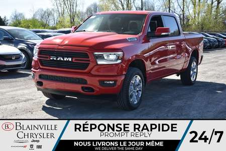 2020 Ram 1500 BIG HORN * MAGS * 4X4 * BLUETOOTH * TOIT PANO for Sale  - BC-20064  - Blainville Chrysler