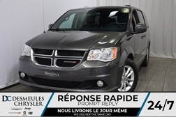 2017 Dodge Grand Caravan CUIR * BLUETOOTH * PHARES HALOGÈNES  - DC-A0938  - Desmeules Chrysler