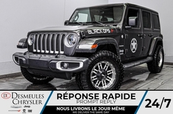 2019 Jeep Wrangler Sahara + BANCS CHAUFF + WIFI + UCONNECT  - DC-90727  - Blainville Chrysler