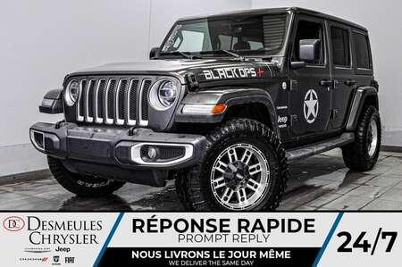 2019 Jeep Wrangler Sahara + BANCS CHAUFF + WIFI + UCONNECT 146$/SEM for Sale  - DC-90727  - Blainville Chrysler