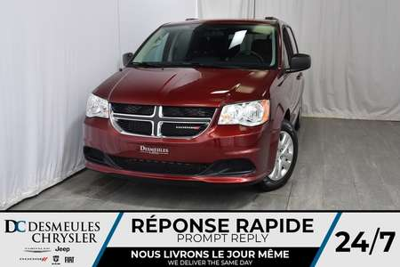 2017 Dodge Grand Caravan SXT * CLIMATISATION BI-ZONE * 75$/SEM * for Sale  - DC-71419  - Desmeules Chrysler