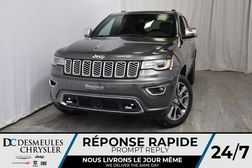 2018 Jeep Grand Cherokee Overland *DIESEL*Air suspension*Tech pack*169$/SEM  - DC-81056  - Blainville Chrysler