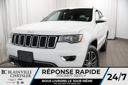 2018 Jeep Grand Cherokee 108$ SEM+Limited+GPS+TOIT OUVRANT+CONDITION A1  - BC-P1140  - Desmeules Chrysler