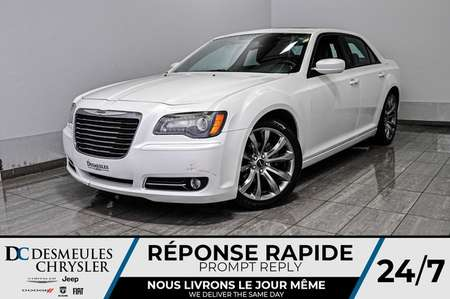 2014 Chrysler 300 S + toit ouv+ bluetooth + bancs chauff for Sale  - DC-D1878  - Desmeules Chrysler