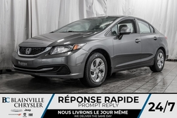 2013 Honda Civic LX * CRUISE * AUTOMATIQUE * A/C *  - BC-90066A  - Blainville Chrysler