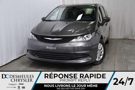2018 Chrysler Pacifica L for Sale  - 80887  - Desmeules Chrysler