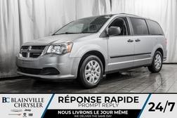 2016 Dodge Grand Caravan SE * STOW'N'GO DERNIERE RANGEE * BAS KM * A/C *  - BC-P1481  - Blainville Chrysler