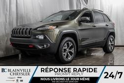 2016 Jeep Cherokee Trailhawk * 4X4 * BANCS CHAUFFS *  - BC-20133A  - Blainville Chrysler