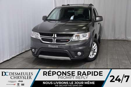 2018 Dodge Journey SXT for Sale  - DC-81298  - Blainville Chrysler