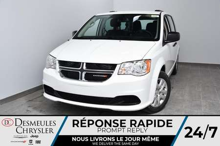 2019 Dodge Grand Caravan Canada Value Package for Sale  - DC-90764  - Desmeules Chrysler
