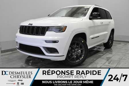 2020 Jeep Grand Cherokee Limited X+ UCONNECT + WIFI + TOIT OUV *153$/SEM for Sale  - DC-20285  - Blainville Chrysler
