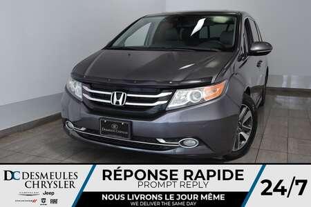 2015 Honda Odyssey Touring *A/C *Toit ouv *Cam de recul *139$/semaine for Sale  - DC-M1492  - Blainville Chrysler