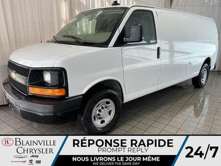 2016 Chevrolet Express Cargo Van * VITRE ARRIERE * NON ACCIDENTÉ for Sale  - BC-S1687  - Desmeules Chrysler