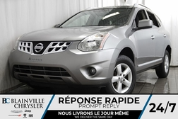 2013 Nissan Rogue S + TOIT OUVRANT + BLUETOOTH + A/C + CRUISE  - BC-P1299A  - Blainville Chrysler