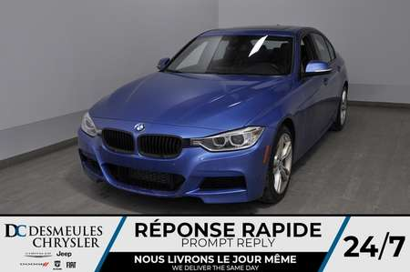 2013 BMW 3 Series 335i xDrive *GPS *A/C *130$/semaine for Sale  - DC-90869A  - Blainville Chrysler