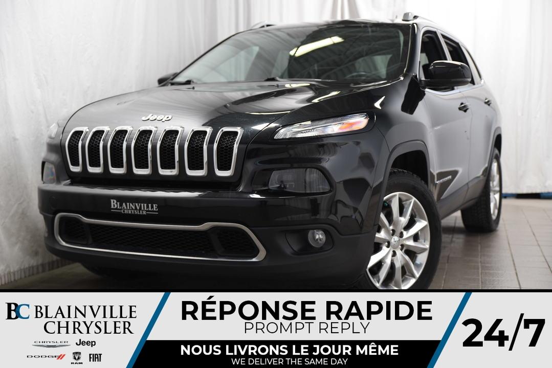 2014 Jeep Cherokee  - Blainville Chrysler