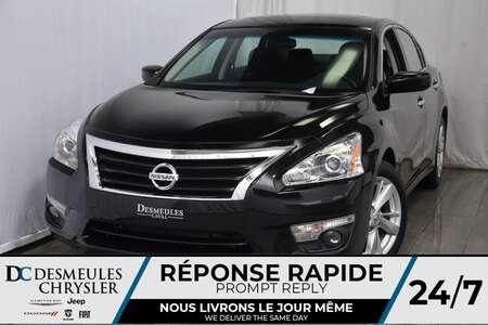 2014 Nissan Altima SV Tech * Toit Ouvr. * GPS * Banc Chauff. for Sale  - DC-A0988  - Blainville Chrysler