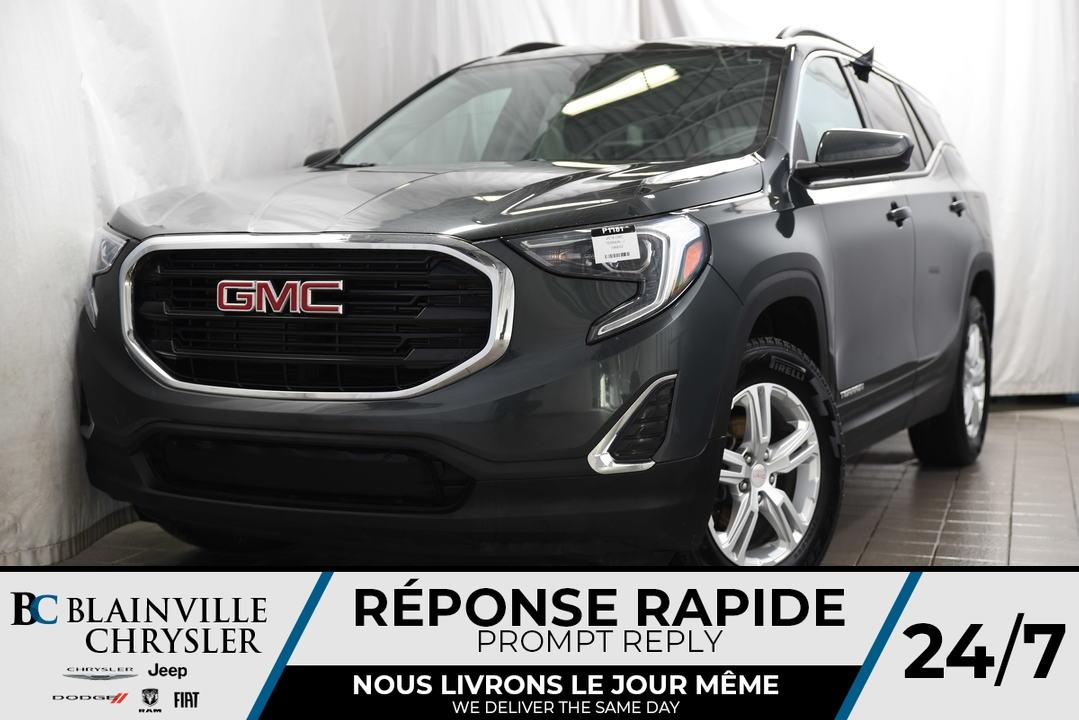 2018 GMC TERRAIN  - Desmeules Chrysler