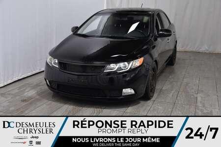 2013 Kia FORTE SX * Toit Ouvr * Bancs Chauff * Cam Rec * for Sale  - DC-A1114  - Blainville Chrysler