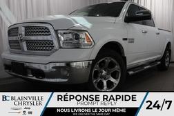 2015 Ram 1500 Laramie + DIESEL + FREIN REMORQUE + CUIR +  - BC-P1302  - Desmeules Chrysler