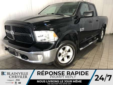 2014 Ram 1500 OUTDOORSMAN + MAGS + 4WD + BLUETOOTH + NAV for Sale  - BC-90333A  - Blainville Chrysler