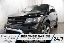 2016 Dodge Journey AWD+CROSSROAD+GPS+NAV+CUIR+7PASSAGERS  - BC-P1103  - Desmeules Chrysler