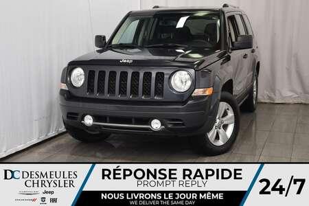 2016 Jeep Patriot North * Bancs Avants Chauffants * Rack à Toit for Sale  - DC-A1036  - Blainville Chrysler