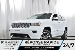 2018 Jeep Grand Cherokee Overland  - 80203  - Blainville Chrysler