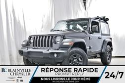 2018 Jeep Wrangler Sport  - 80281  - Desmeules Chrysler