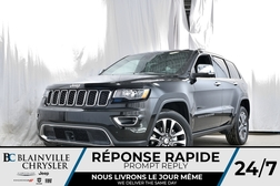 2018 Jeep Grand Cherokee Limited  - 80329  - Desmeules Chrysler