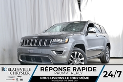 2018 Jeep Grand Cherokee Limited  - BC-80330  - Blainville Chrysler
