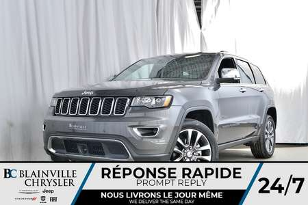2018 Jeep Grand Cherokee Limited for Sale  - 80330  - Desmeules Chrysler