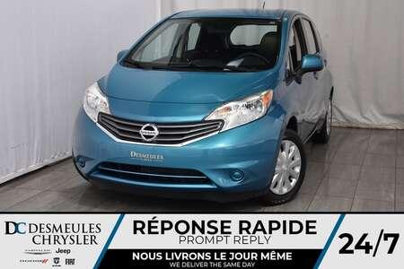 2014 Nissan Versa Note S * Manuelle * A/C * 5 Portes for Sale  - DC-A1044  - Blainville Chrysler