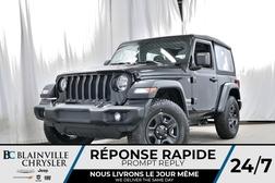 2018 Jeep Wrangler Sport  - 80367  - Desmeules Chrysler