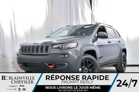 2019 Jeep Cherokee Trailhawk for Sale  - 90026  - Blainville Chrysler