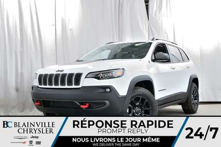 2019 Jeep Cherokee Trailhawk Elite for Sale  - 90052  - Desmeules Chrysler