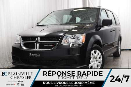2017 Dodge Grand Caravan SE+V6 3.6L+JAMAIS ACCIDENTÉ+7 PLACES for Sale  - BC-P1176  - Blainville Chrysler