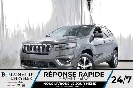 2019 Jeep Cherokee Limited for Sale  - 90093  - Blainville Chrysler
