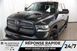 2017 Ram 1500 ALL BLACK+CREW CAB+4X4+HEMI+5,7L+  - BC-90126A  - Blainville Chrysler