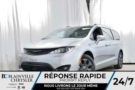 2019 Chrysler Pacifica Limited for Sale  - 90140  - Blainville Chrysler