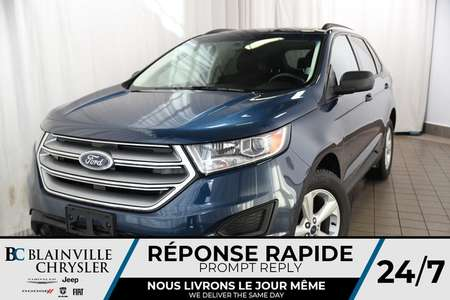 2017 Ford Edge ECOBOOST+2L+SE+BLUETOOTH for Sale  - BC-P1088  - Blainville Chrysler
