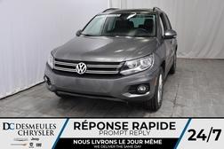 2012 Volkswagen Tiguan S * Toit Ouvr. Pano. Bancs Chauff. * Cuir  - DC-A1073  - Desmeules Chrysler