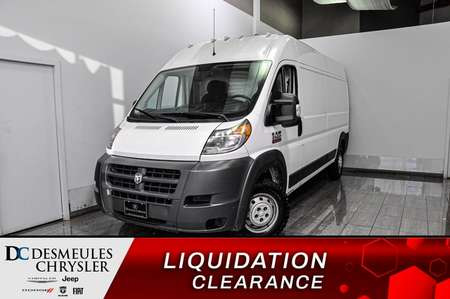 2015 Ram PROMASTER High Roof + a/c + bluetooth for Sale  - DC-D1921  - Blainville Chrysler